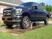 2013 Ford F-250 Ford F-250 Lariat Crew Cab Pickup 4-Door